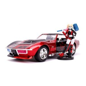 VEICULOS METAL DIECAST ALERQUINA 1969 CHEVY COVETTE STINGRAY 1/24