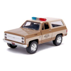 VEICULOS HOLLYWOOD RIDES BLAZER STRANGER THINGS 1/32
