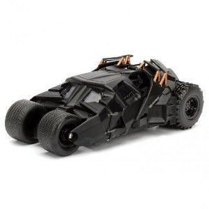 VEICULOS METAL DIECAST 2008 BATMOBILE THE DARK KNIGHT 1/32