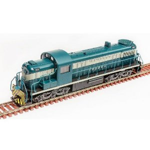 Locomotiva Rsc-3 Fepasa 3084 Ho 1/87