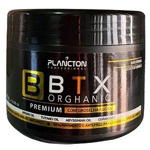 Btx Capilar Orghanic Premium Plancton Groselha Negra 300gr