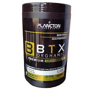 Btx Capilar Orghanic Premium Plancton Groselha Negra 1KG