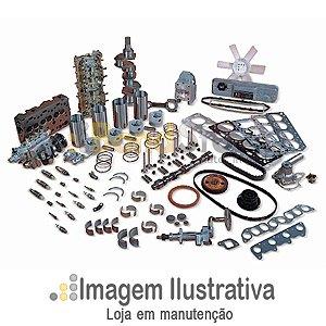 Atuador De Embreagem Duster Megane 1.6 16v Rolamento Conector Preto