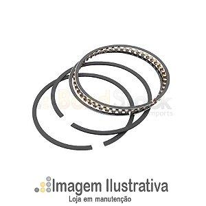 Anéis De Segmento Std Hyundai H100 D4bx Canaleta Reta