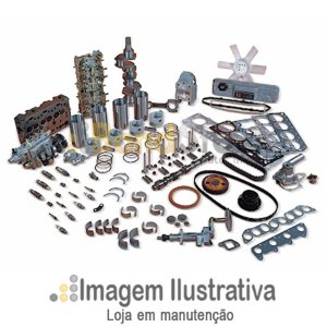 Retentor Polia Virabrequim Peugeot Citroen 1.8 2.0 8/16V Xu10 42X62X7 H