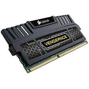 Memória DDR3 8GB 1600MHZ CL10 CORSAIR VENGEANCE (CMZ8GX3M1A1600C10)