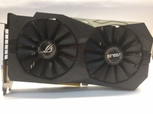 Placa de vídeo  RX570 4GB Asus OEM (SEMINOVO)