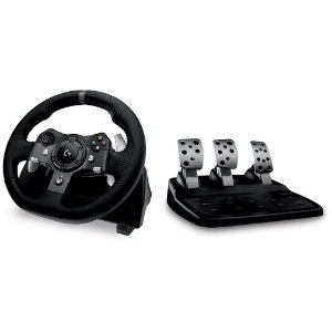 Volante Gamer Driving Force G920 Logitech