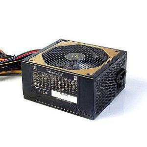 Fonte ATX 700W 80Plus White Semi-Modular C3TECH PS-G700M