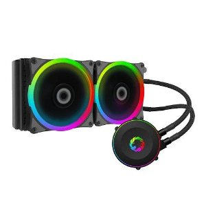 Water Cooler RGB 240mm Gamemax Iceberg Rainbow 240R