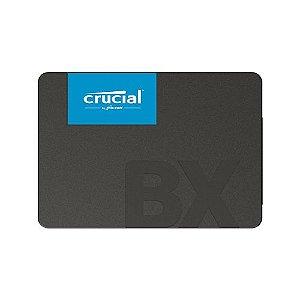 SSD Crucial 480gb Bx500 3d Nand Sata3 2,5 7mm - Ct480bx500ssd1
