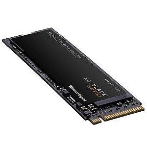SSD WD 500gb Black M.2 2280 Sn750 Nvme Pcie Wds500g3x0c