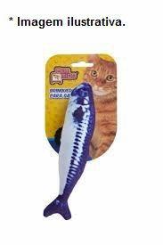 Brinquedo para Gato Pescado