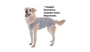Roupa Pós-Cirúrgica Miau para Cães unissex- tamanho 2 (2,5 á 5,5kg - 29 á 32cm)