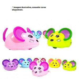 Brinquedo Bom Amigo Gato Ratinho Animado