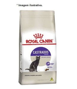 Ração Royal Canin  Castrados Sterilised para Gatos Adultos 4kg