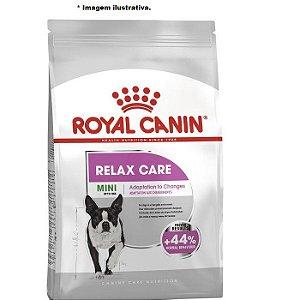 Ração Royal Canin Relax Care para Cães Adultos Mini 2,5kg