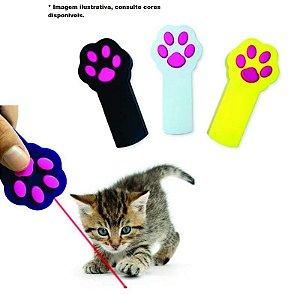 Brinquedo Bom Amigo Patinha Pet Laser Paw para Gatos