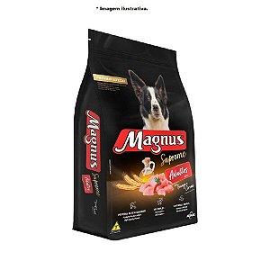 Ração Magnus Supreme para Cães Adultos  Sabor Frango e Cereais 15 kg