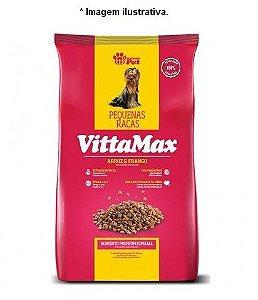 Ração Premium Especial VittaMax Pequenas Raças  15kg