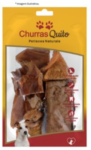 Petisco Osso Natural ChurrasQuito Misto 150g