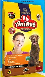 Ração Premium AniDog Advantage Original 15kg