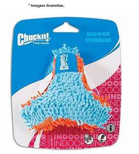 Brinquedo para Cães Bola Indoor Tumbler Chuckit (Aprox.14cm)