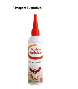 Solução para Limpeza de Orelha Ceva Auriclean 100ml
