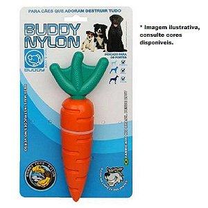 Brinquedo Cenoura Nylon durável Buddy Nylon