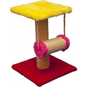 Arranhador para gatos Balança 2 andares