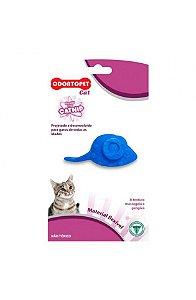 Brinquedo para Gatos Ratinho com CatNip OdontoPet