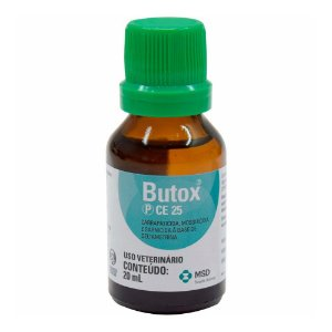 Carrapaticida Butox 20ml MSD