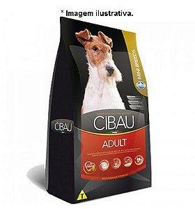 Ração Farmina Cibau Adult para Cães de Raças Pequenas 3kg