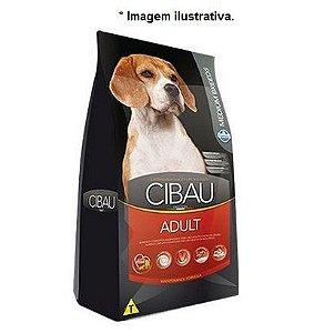Ração Farmina Cibau Adult para Cães de Raças Médias 15kg