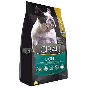 Ração Farmina Cibau Light para Cães Adultos de Raças Pequenas 3kg
