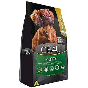 Ração Farmina Cibau Puppy para Cães Filhotes de Raças Pequenas 10,1kg