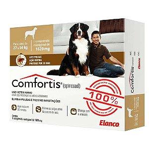 Antipulgas Elanco Comfortis 1620 mg para Cães de 27 a 54 Kg 1 unidade