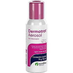 Anti-inflamatório Ouro Fino Dermotrat Aerosol - 75g/110ml