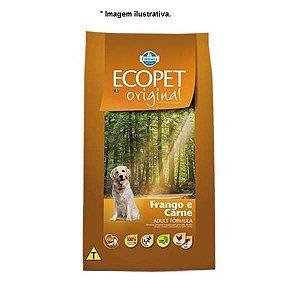 Ração Farmina Ecopet Original Carne e Frango para Cães Adultos 15kg