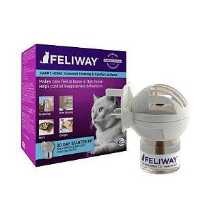 Feliway Classic Ceva Difusor Elétrico + Refil 48 mL