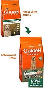 Ração Premier Golden Formula Cães Adultos Frango e Arroz 15kg