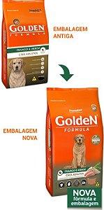 Ração Premier Golden Formula Cães Adultos Frango e Arroz 20kg