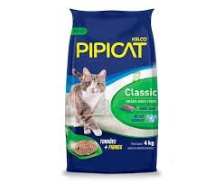 Granulado Sanitário Kelco Pipicat Classic 4kg (Nova Grãos Mais Finos)