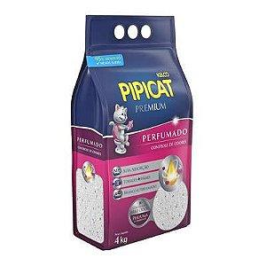 Granulado Sanitário Pipicat Premium Perfumado 4kg