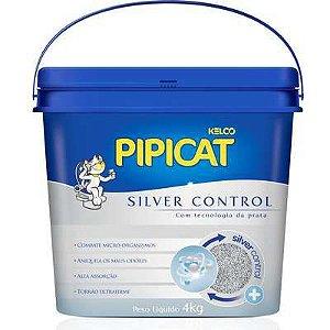 Granulado Sanitário Kelco Pipicat Silver Control  4 Kg