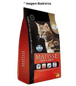 Ração Farmina Matisse Carne e Arroz para Gatos Adultos 2kg