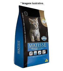 Ração Farmina Matisse para Gatos Filhotes com 1 a 12 Meses de Idade 7,5kg