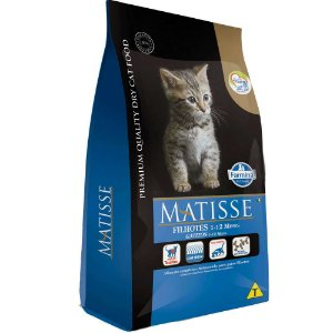 Ração Farmina Matisse para Gatos Filhotes com 1 a 12 Meses de Idade 2kg