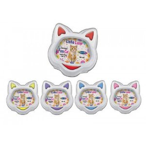 Comedouro para Gatos Face Cat 130ml - Plast Pet