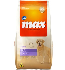Ração Max Light para Cães Adultos Sabor Frango 15kg